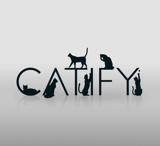 catchydesign-catify-logo-gatos